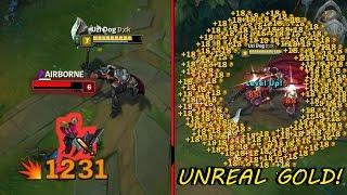 Download FULL CRIT DARIUS!! Insane Damage + UNREAL GOLD! [ League of Legends ] Video