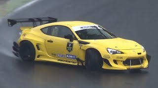Download 1000HP 2JZ Swap Toyota GT86 Drifting Test On Wet - TURBO SOUND! Video