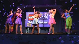 Download Updated Lego Friends to the Rescue show at Legoland Florida Video