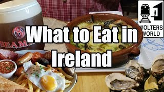 Download Irish Food & What to Eat in Ireland - Visit Ireland Video