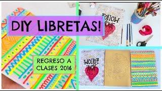 Download DECORA TUS LIBRETAS! DIY ♡ ideas hermosas! Dani Hoyos Video