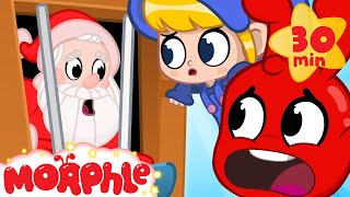 Download Santa In Jail - My Magic Pet Morphle | Christmas Cartoons For Kids | Morphle TV | BRAND NEW Video