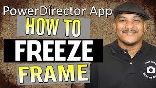 Download HOW TO MAKE FANTASTIC FREEZE FRAMES | POWERDIRECTOR APP Video