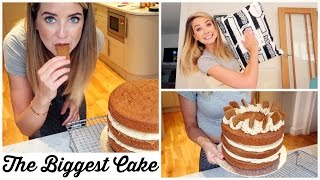 Download THE BIGGEST CAKE Video