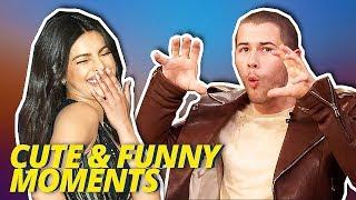 Download Nick Jonas & Priyanka Chopra Funny and Cute Moments Video