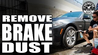 Download DIY: How To Get Heavy Brake Dust Off Rims - Sticky Citrus Gel - Chemical Guys Car Care Video