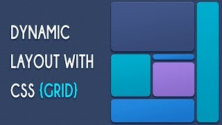 Download Create A Dynamic Layout With CSS Grid Using Auto Fit And Minmax Video