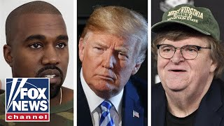 Download Celebrities clash over President Trump Video