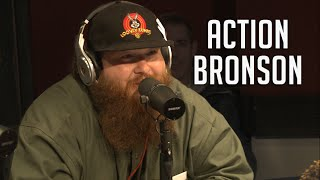 Download Bronson Takes Over Hot 97 and Calls His Mother Live on Air! Video
