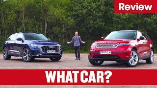 Download 2020 Audi Q8 vs Range Rover Velar review – which is the best luxury SUV? | What Car? Video