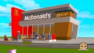 Download Roblox McDonalds Tycoon - Building A Fast Food Restaurant - Online Game Lets Play Video