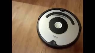 Download Мой робот-пылесос iRobot Roomba 616 Video