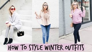 Download WINTER CLOTHING HAUL + HOW TO STYLE CUTE OUTFITS Video