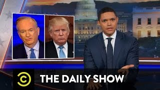 Download President Trump Takes (Executive) Action: The Daily Show Video