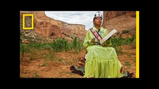 Download See What Canyon Life Is Like for a Navajo Pageant Winner | Short Film Showcase Video