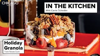 Download Recipe for Holiday Granola | In The Kitchen Video