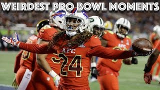 Download Weirdest Moments of the 2017 Pro Bowl | NFL Highlights Video