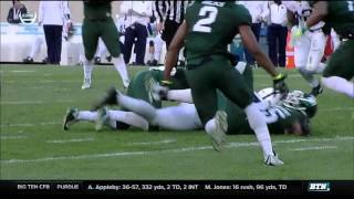 Download Penn State at Michigan State - Football Highlights Video