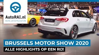 Download Brussels Motor Show 2020: ALLE HIGHLIGHTS - AutoRAI TV Video