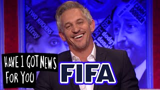 Download Sepp Blatter Stepping Down From FIFA - Have I Got News For You Video