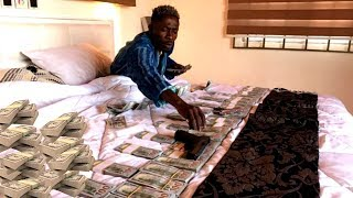 Download SHATTA WALE Keeps Proving He Is The Richest Musician In Ghana Video