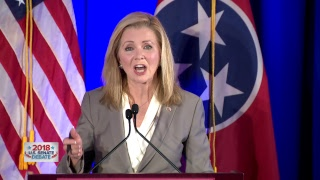 Download 2018 U.S. Senate debate between Marsha Blackburn and Phil Bredesen channel Video
