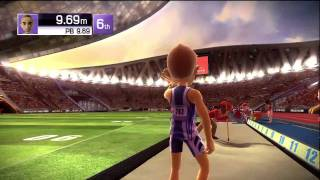 Download Kinect Sports: Track and Field Gameplay Video