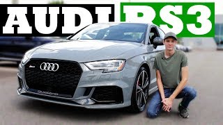 Download 2018 Audi RS3 Sedan Review | Is This The BEST Sports Sedan? Video