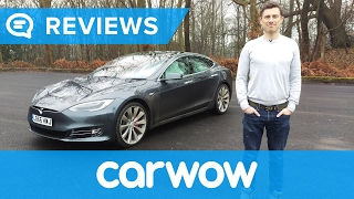 Download Tesla Model S P100D Ludicrous Plus 2018 in-depth review | Mat Watson Reviews Video