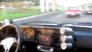 Download Chevette 1.7 Turbo e Doojão V8 passeando na paralela. Salvador-BA Video
