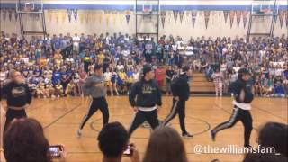 Download Benicia High Step Down Rally | Mac Dre - Thizzle Dance | The Williams Fam Video