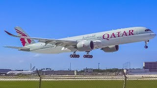 Download (4K) EPIC Evening Plane Spotting at Miami International Airport Video