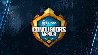 Download Globe Conquerors Manila 2018 | Mall of Asia Arena - Day 1 Video
