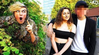 Download SPYING on my GIRLFRIEND for 24 HOURS!! **Caught her Cheating** Video