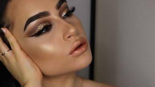 Download Slaying New Years Eve Makeup Tutorial I Aylin Melisa Video