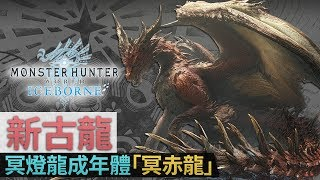 Download 【新古龍】冥燈龍成年體「冥赤龍」 《Monster Hunter World: Iceborne》 Video