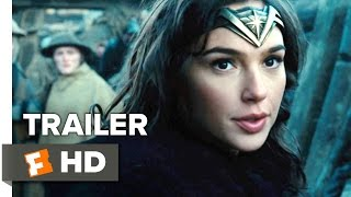 Download Wonder Woman Official Trailer 2 (2017) - Gal Gadot Movie Video
