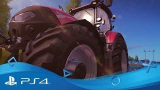 Download Farming Simulator 17 | Garage Trailer | PS4 Video