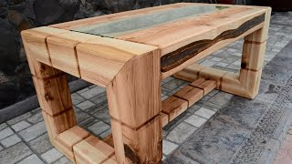 Download Ash tree coffee table Video