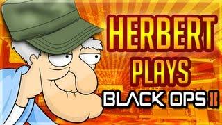 Download Herbert the Pervert Plays Black Ops 2 [Ep. 2] ″Family Guy″ Voice Trolling BO2 @VirtuallyVain Video