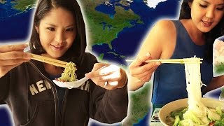 Download Noodles Around The World Video