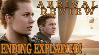 Download ARRIVAL - Movie Review w/ Spoilers + Ending Explained! Video