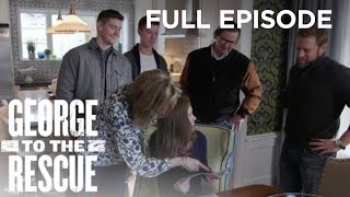 Download Loving Parents and Their Special Needs Daughter Receive Their Dream Kitchen | George to the Rescue Video