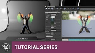 Unreal Engine 4 Weapon Animation Trails Tutorial Free