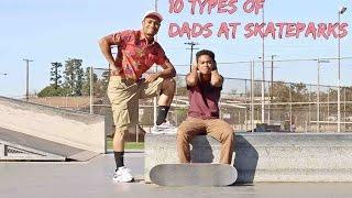 Download 10 Types of Dads at Skateparks Video