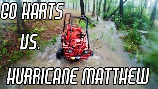 Download Go Karts vs. Hurricane Video
