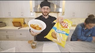 Download trying to make diy lays chips Video