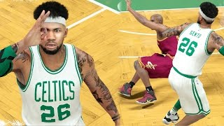 Download NBA 2k17 MyCAREER Playoffs - Eastern Conference Finals! Back to Back Ankle Breakers!! CFG1 Ep. 102 Video