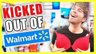 Download KICKED OUT OF WALMART Video