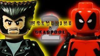 Download LEGO Wolverine & Deadpool 2 Video
